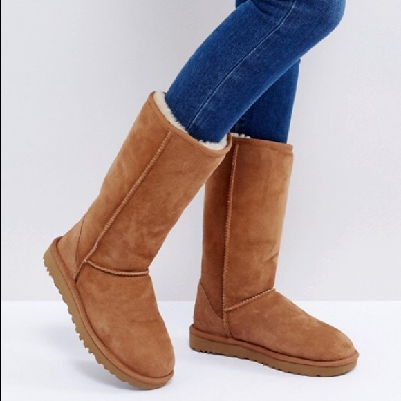 UGG Classic Tall II Chestnut Boots cheap sale purchase cheap sale under $60 tumblr cheap price many kinds of euYJTIRDcK